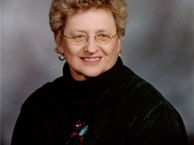Obituary: June Pomaville Enjoyed Knitting And Crocheting