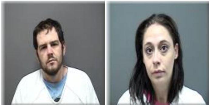 Cory Borchart and Amanda Kaprelian Heroin overdose