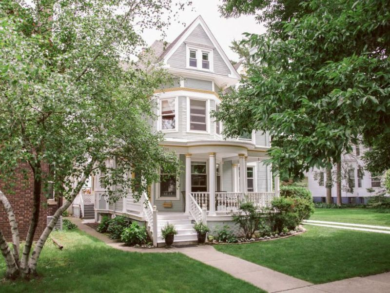 Queen Anne Historic Home