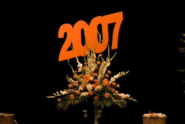 Class of 2007 Reunion