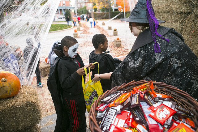 Halloween Trick-or-treating