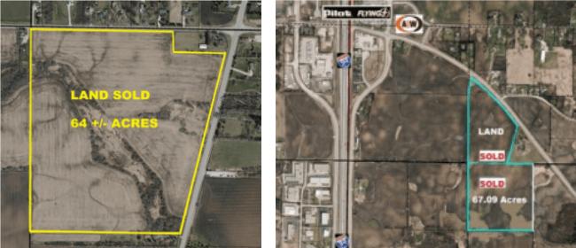Investors Land on Highway K and Highway 38