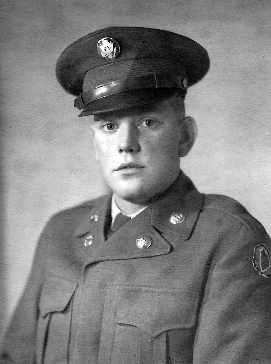 Corporal Donald L Baer Korean War