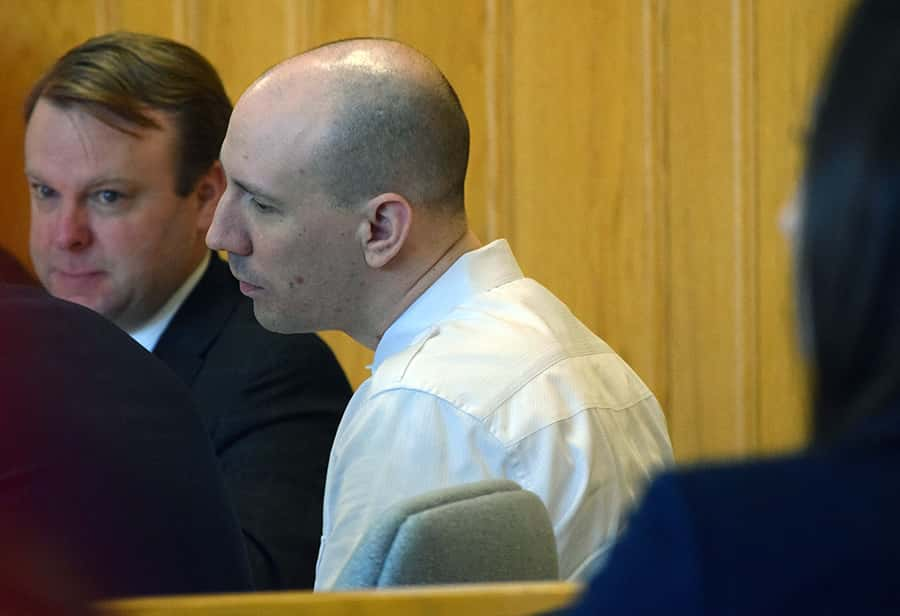 Kyle Engen accused of shooting Deonta Lezine