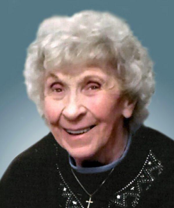 Marguerite Muggs Weber