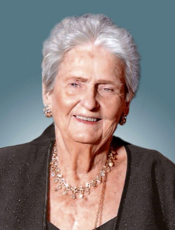 Eva Mae Burdick