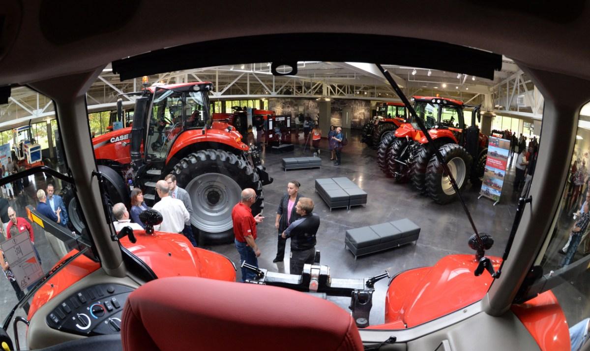 CNH Industrial Racine Experience Center