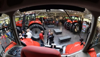 CNH Industrial Racine Experience Center