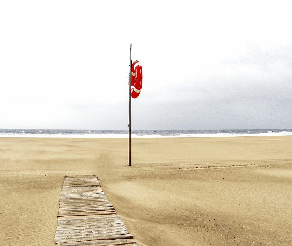 lifeguard racine beach