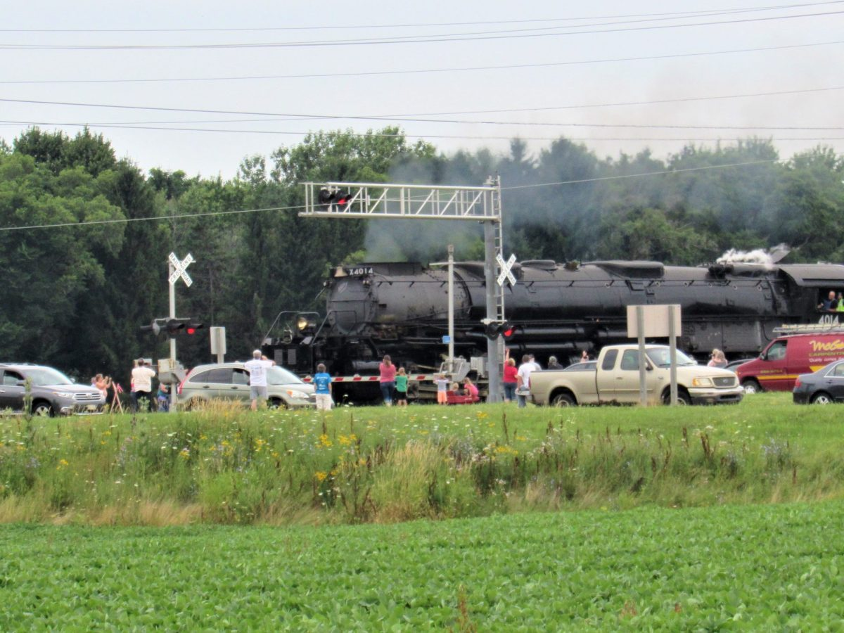 Big Boy - steam locomotive