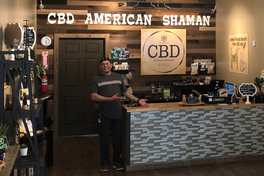 CBD American Shaman Racine