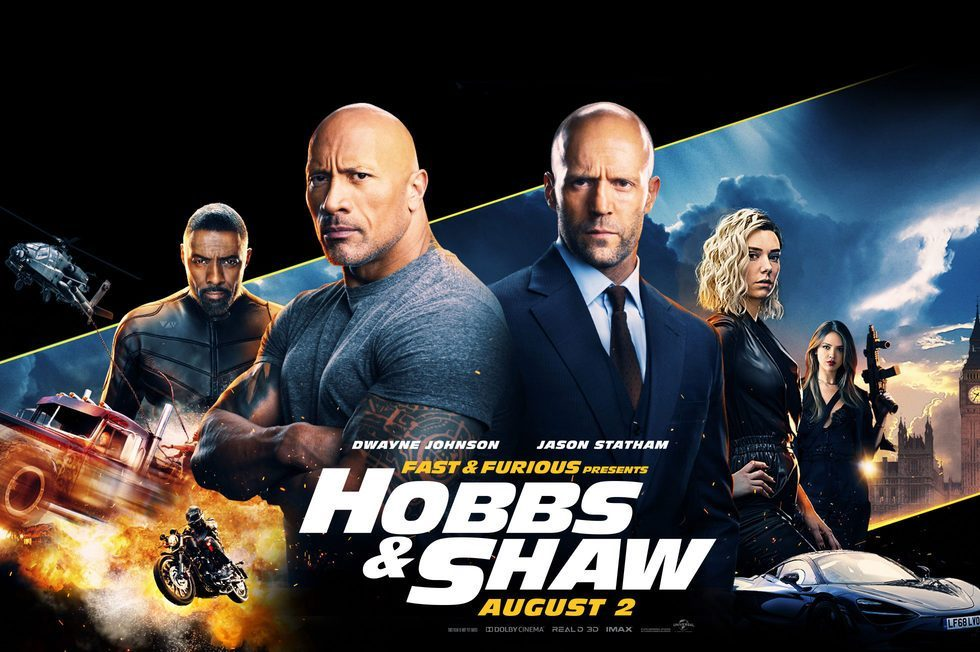 Now Showing: Fast & Furious Presents: Hobbs & Shaw | Local News I Racine  County Eye - Racine, Wisconsin