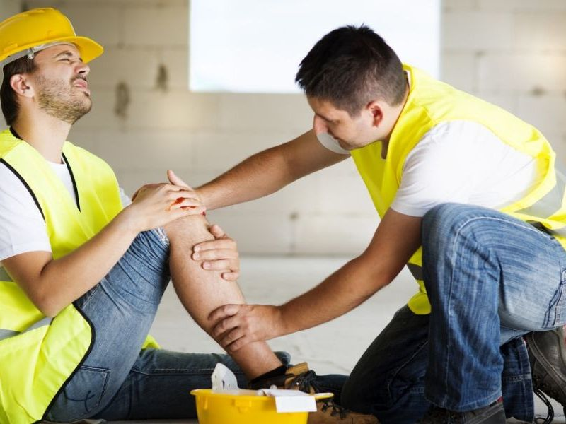 What to Do If You're Injured on the Job