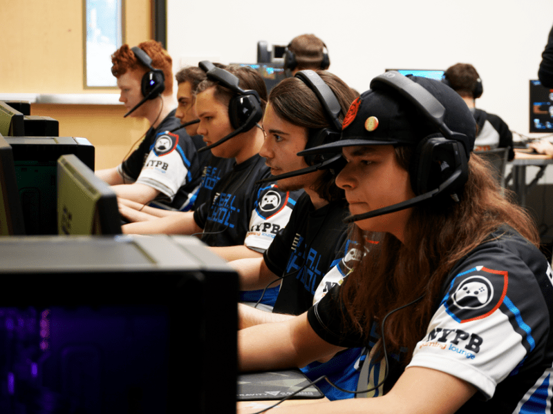 eSports, REAL School, Racine, Wisconsin
