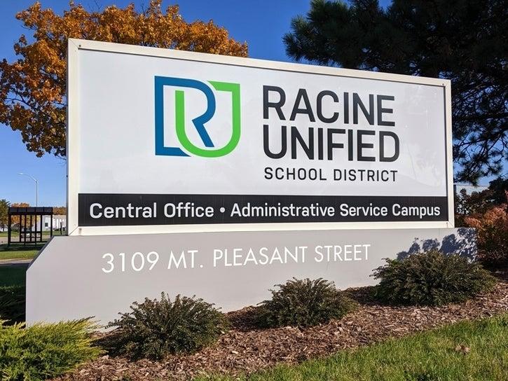 remote classrooms, Racine Unified school district, Racine, Wisconsin