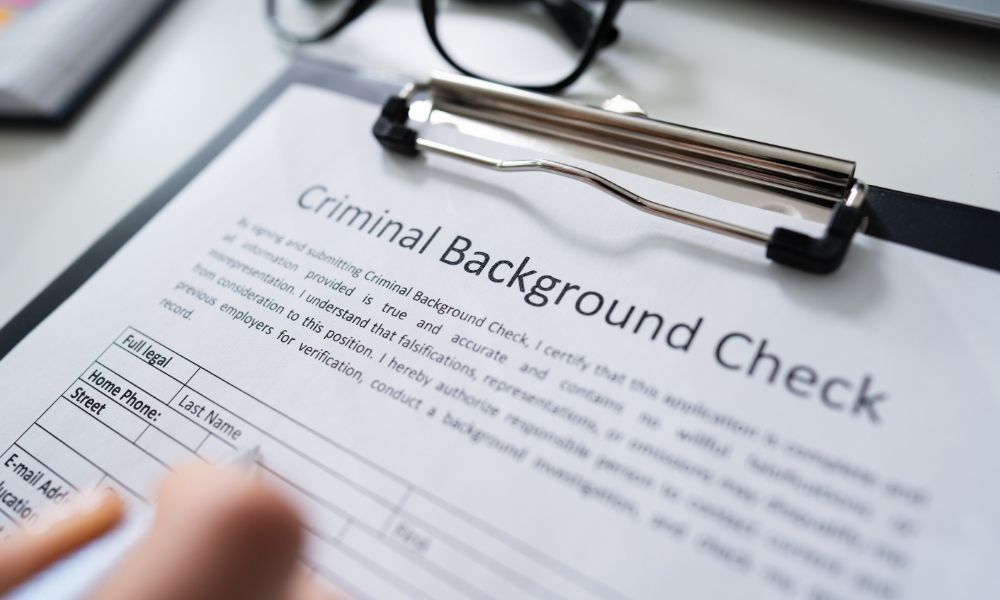 How Do You Fail a Background Check?