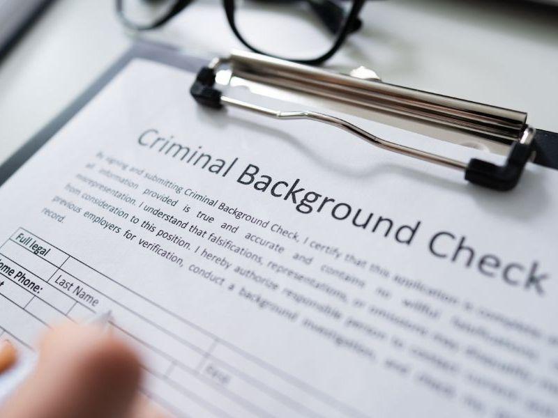 How Do You Fail a Background Check?