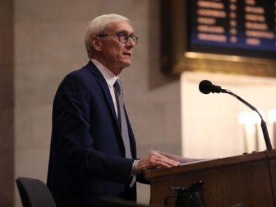 governor; evers; legislature; session