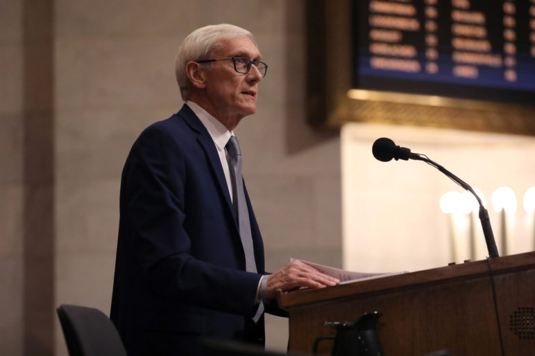 governor; evers; legislature; session