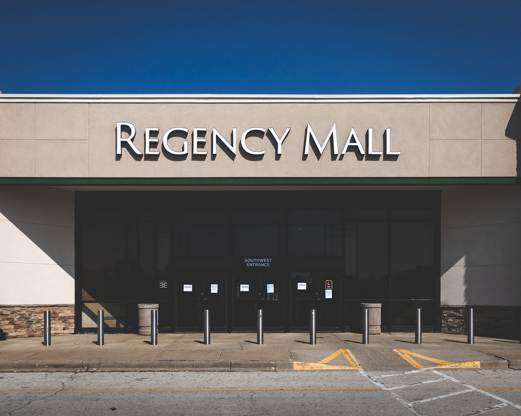 Regency Mall, Racine, Wisconsin