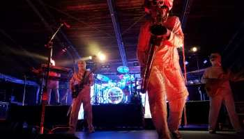 Wisconsin State Fair, canceled, Here Come the Mummies