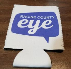 Racine County Eye, Can Koozie