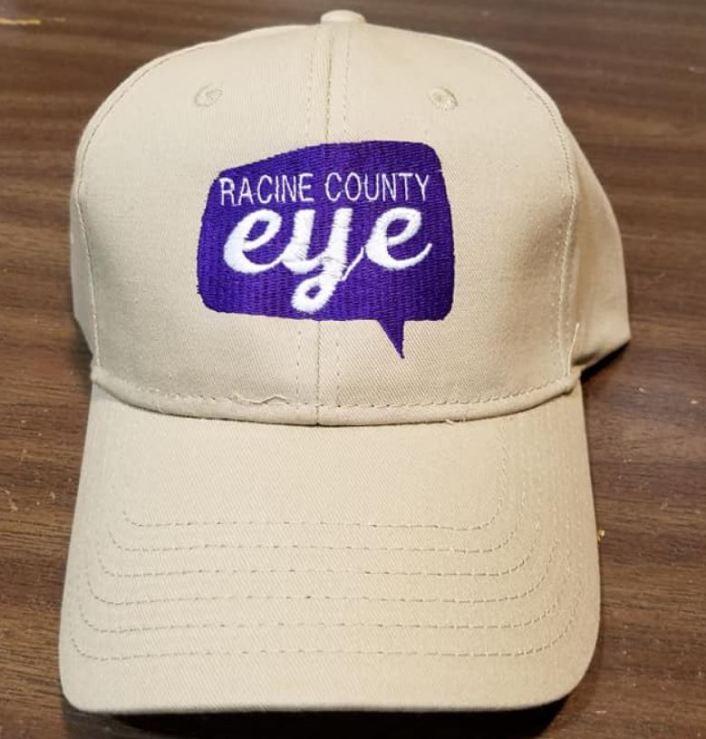 Racine County Eye baseball cap