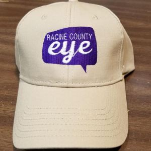 Racine County Eye baseball cap