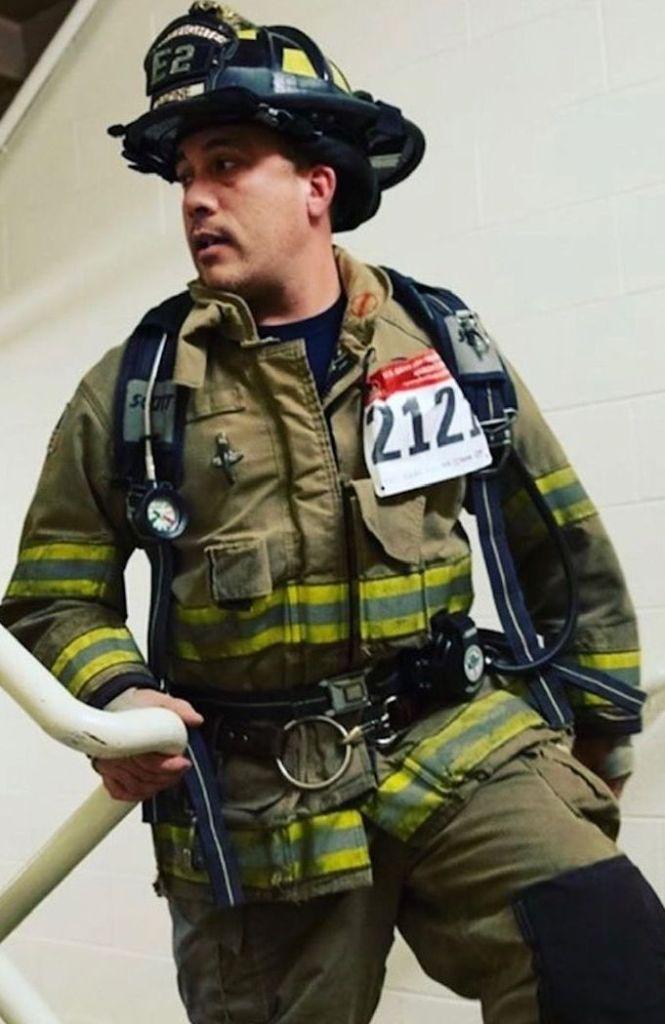 Racine Firefighter