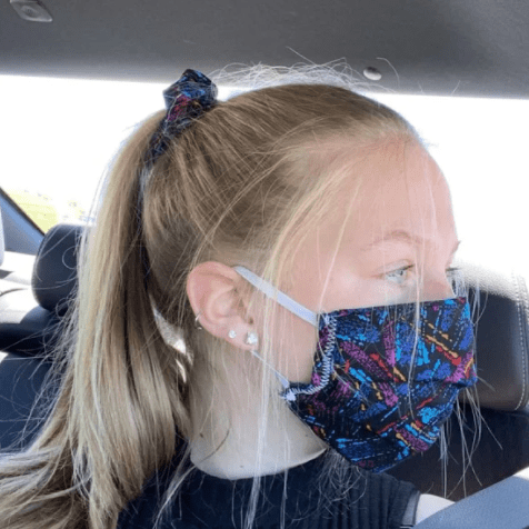 Lexi's mask entry