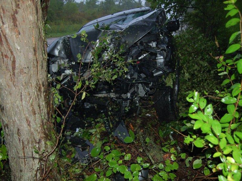Fatal car crash, Racine County, Raymond, Wisconsin