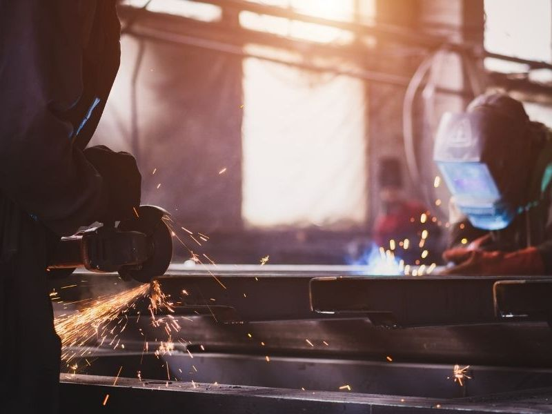 Tips for Staying Safe in a Metal Fabrication Shop