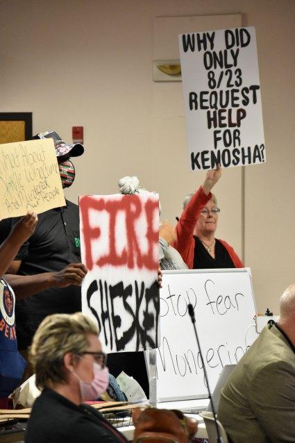 tension civility respect county board