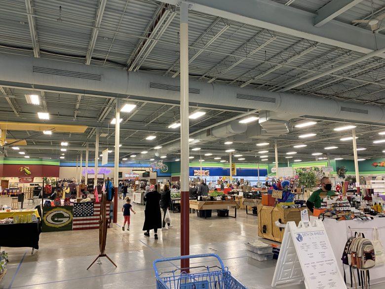 Farmer's market at 2210