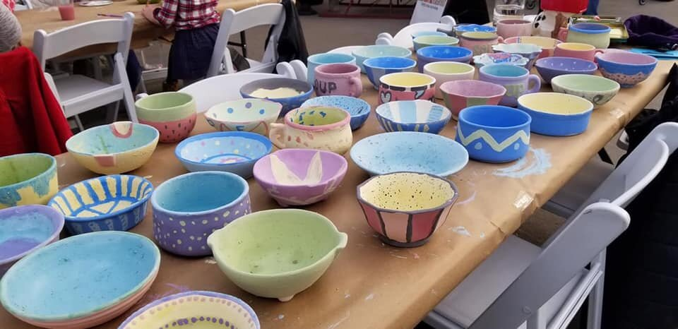 Empty Bowls Racine