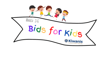 kiwanis club of west racine silent auction bids for kids fundraiser 2021