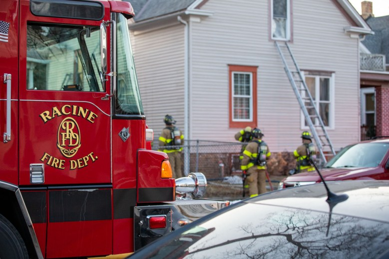 Villa Street Fire