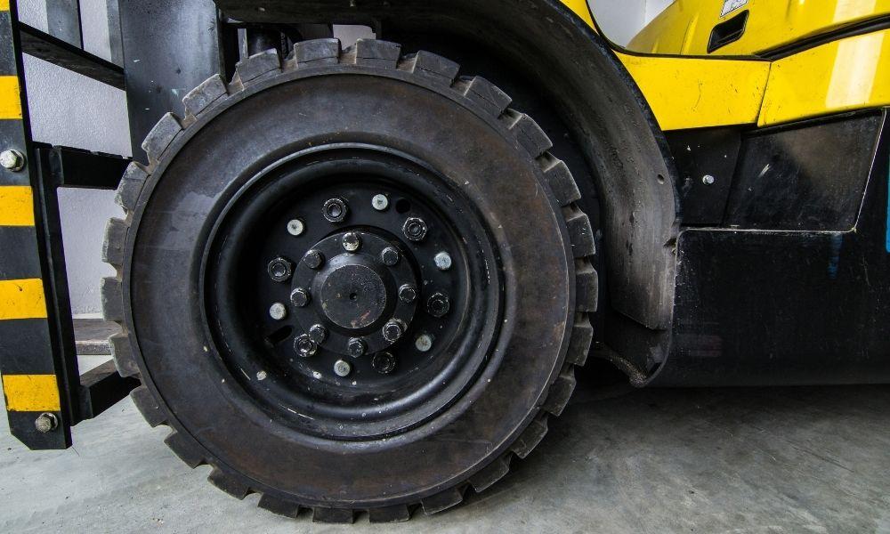 The Basics Of Forklift Maintenance