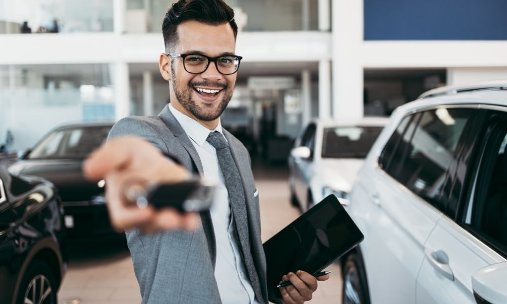 Career Ideas for People Who Love Cars