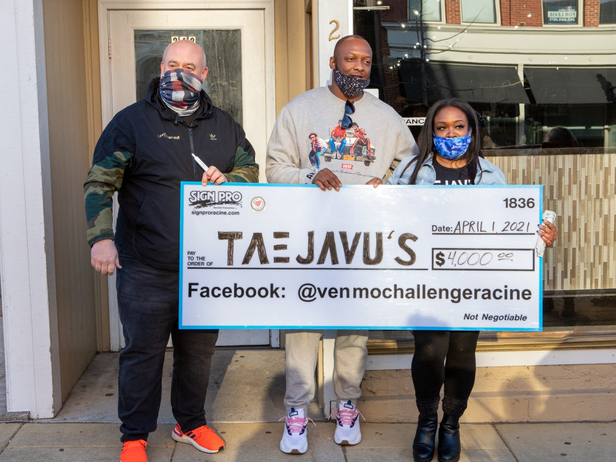 Taejavu's on Main, #VenmoChallenge