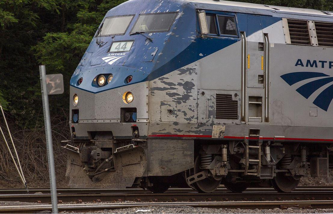Amtrak racine
