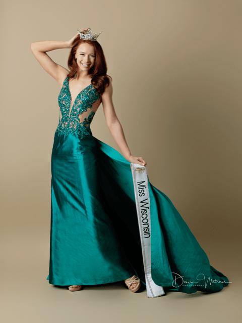 Miss America, Miss Wisconsin, Jennifer Schmidt