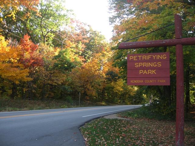 petrifying springs park