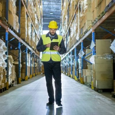 How To Inspect Your Pallet Rack Properly