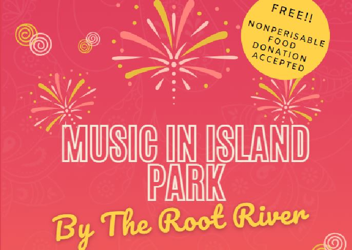 music in the island park
