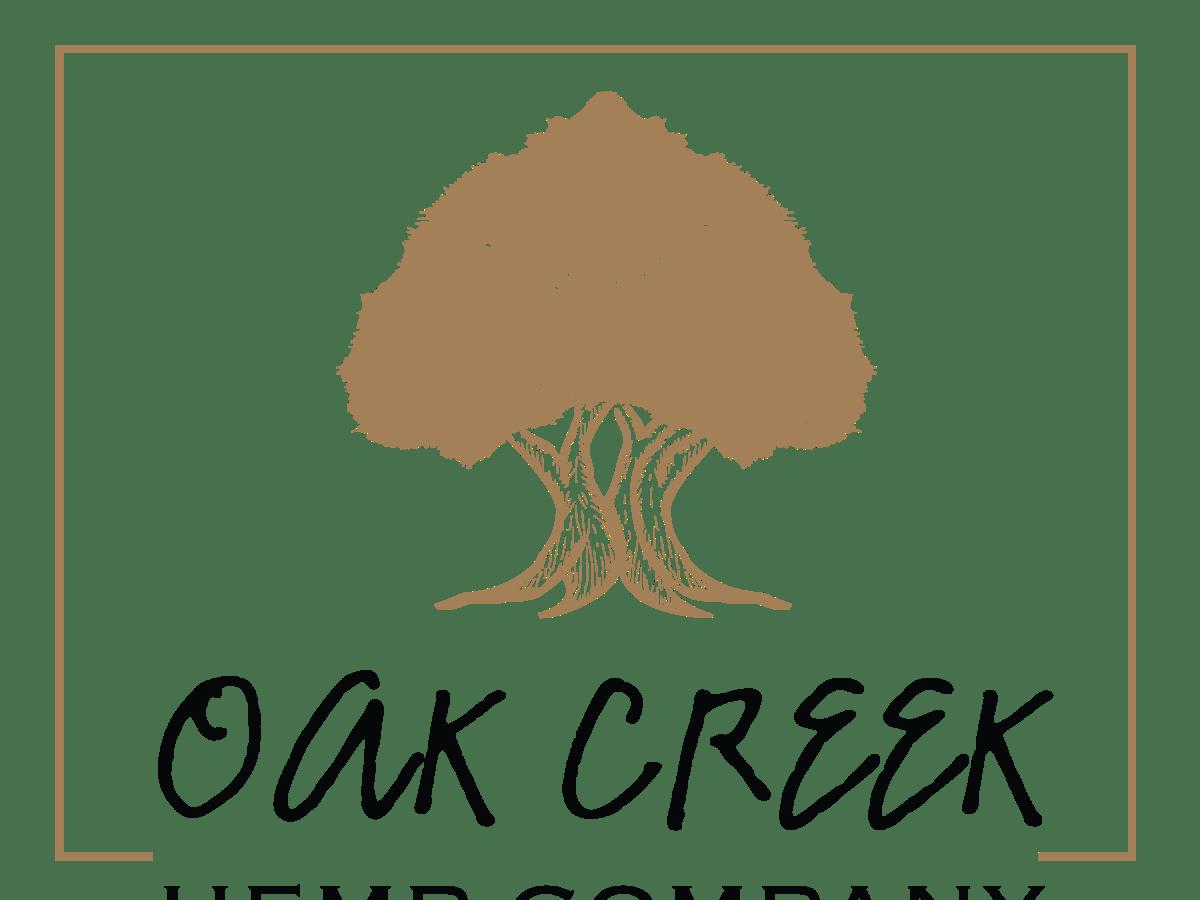 Oak Creek Hemp Company Logo