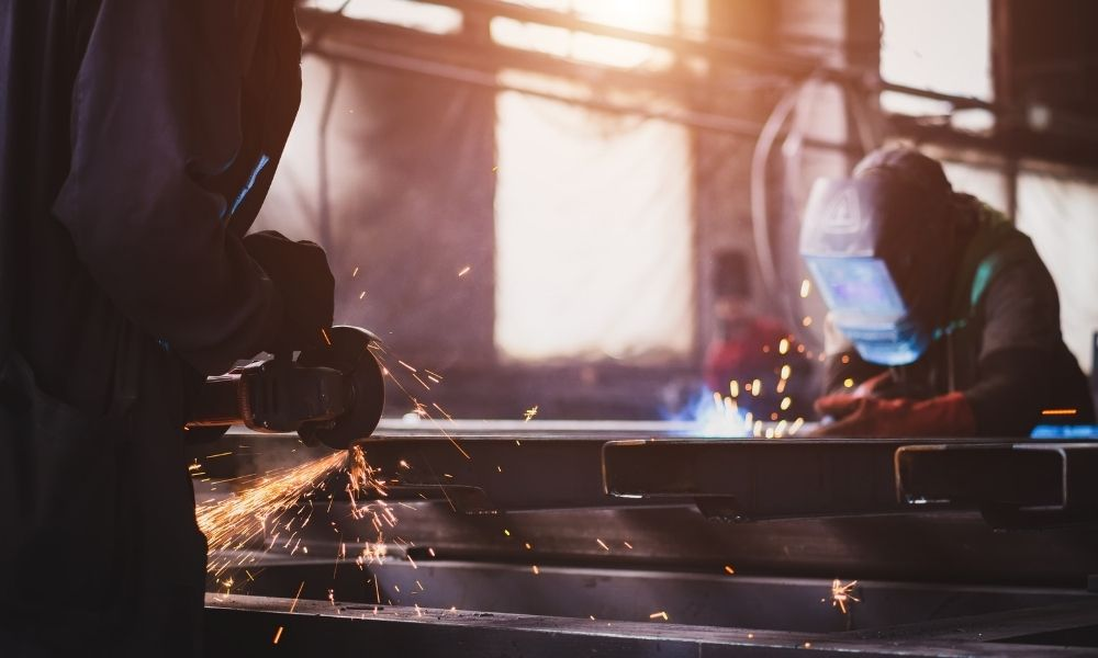 How a Metalworking Shop Can Improve Air Quality