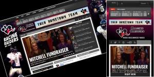 Racine Raiders launch new websites