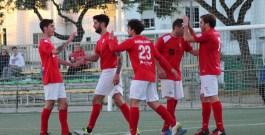 El Racing se gusta en el amistoso ante el Salmedina FC (9-1)