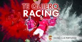 ¡Te quiero Racing!